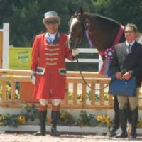 Cordiano by Cabardino - Ultimate Hunter Champion at Palgrave